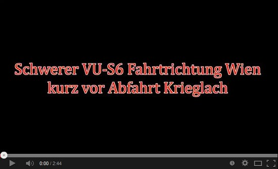 Video_Schwerer VU S6